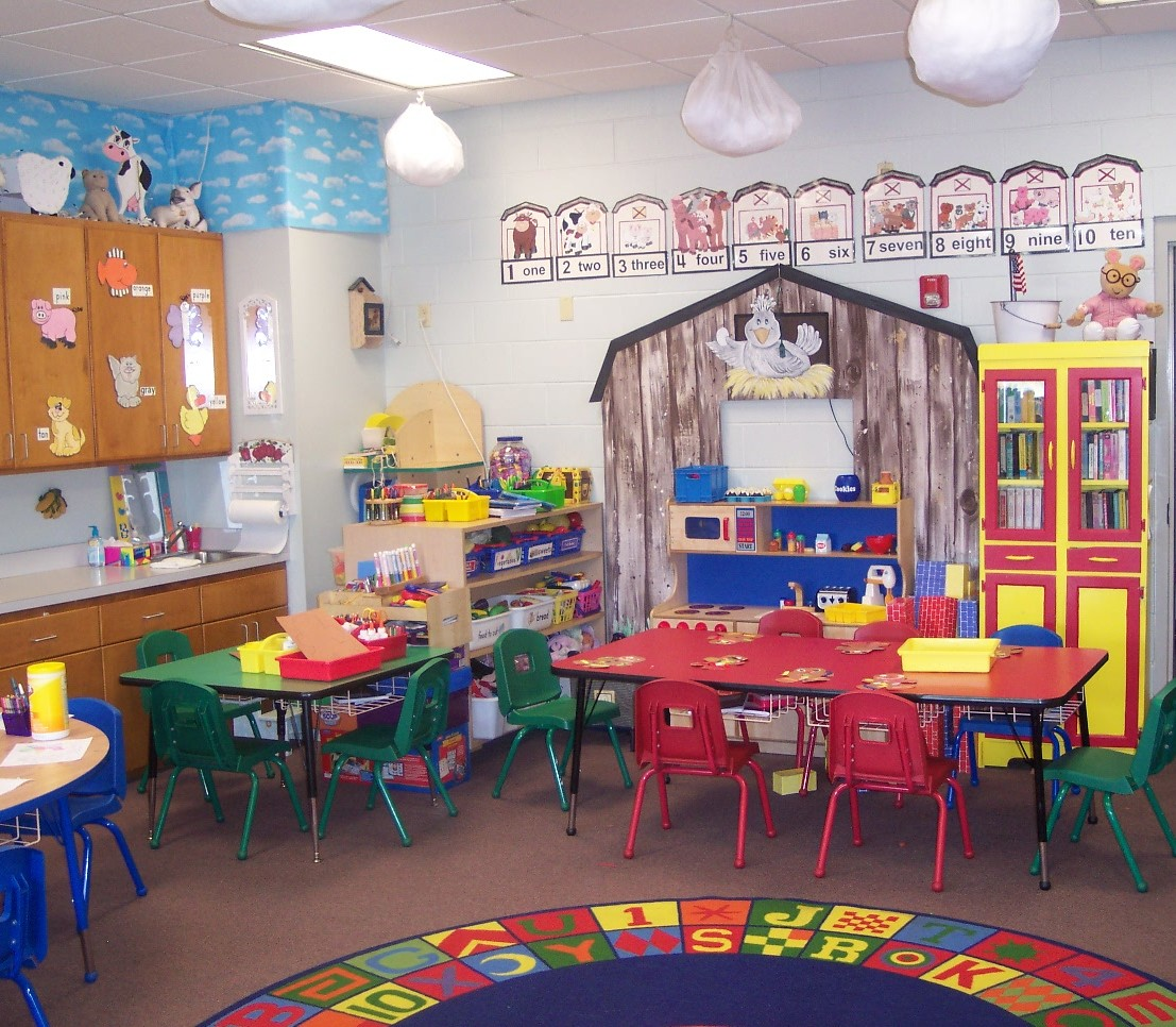 Science Classroom Design Ideas: Kindergarten-Classroom