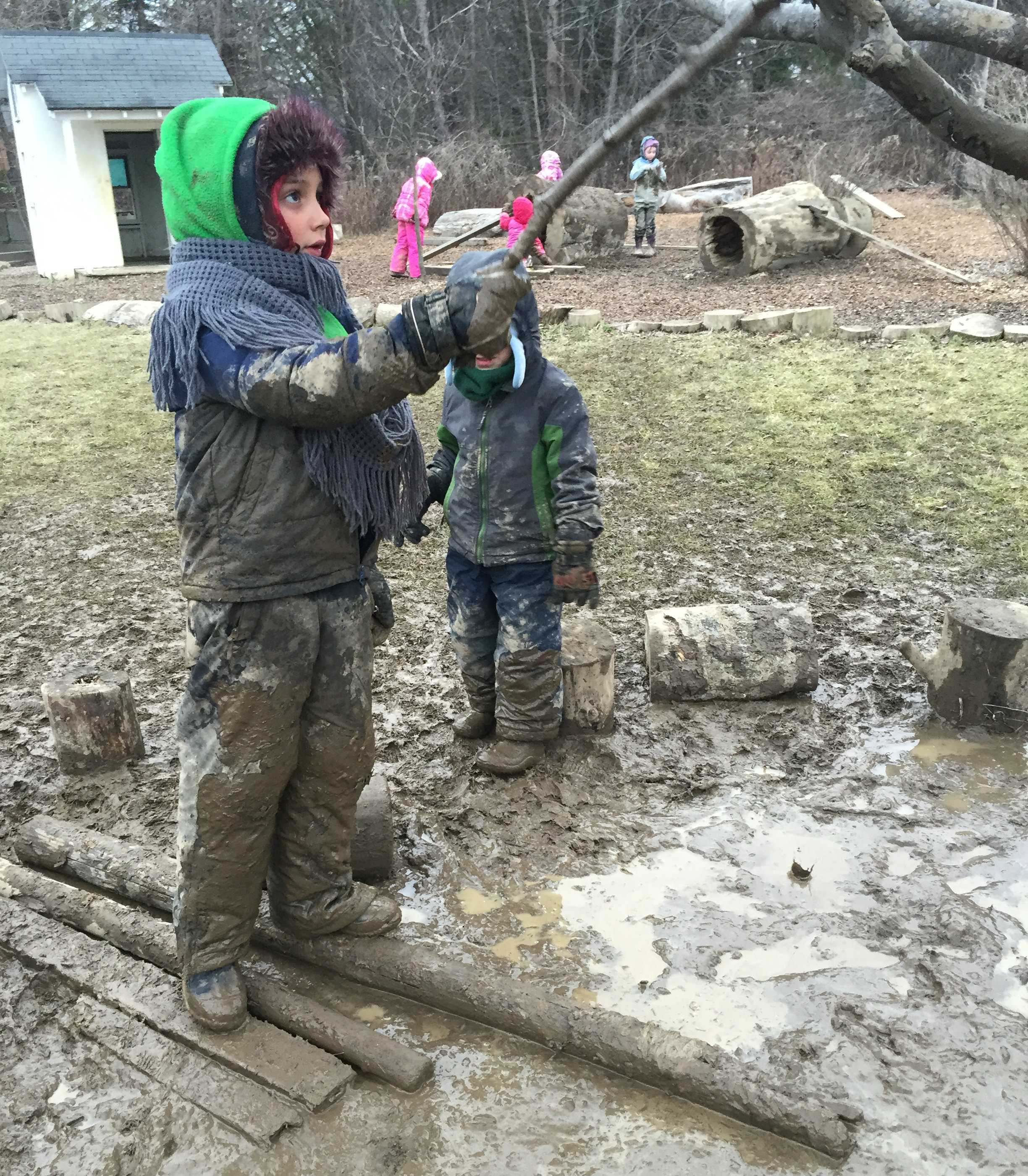 On The Matter of Mud - Why Waldorf Kids Get Dirty - SGWS Blog
